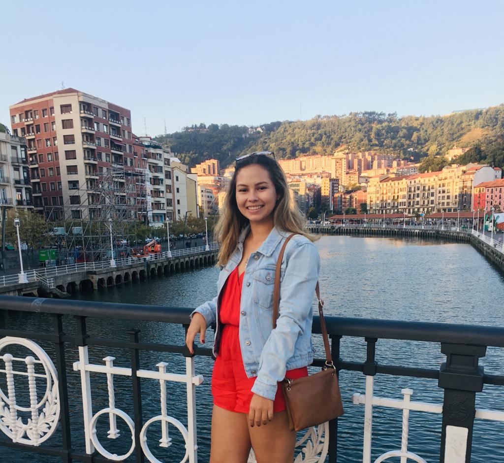 Experiencia en extranjero - Claudia Fernandez - Bilbao (1)