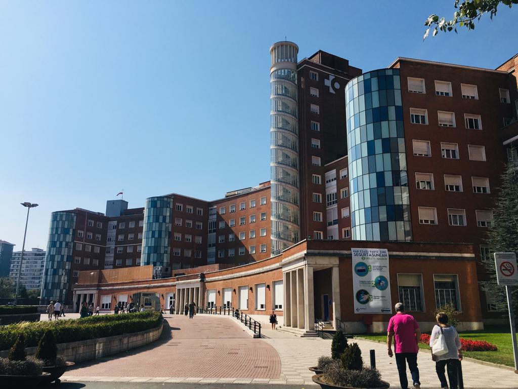 Experiencia en extranjero - Claudia Fernandez - Bilbao