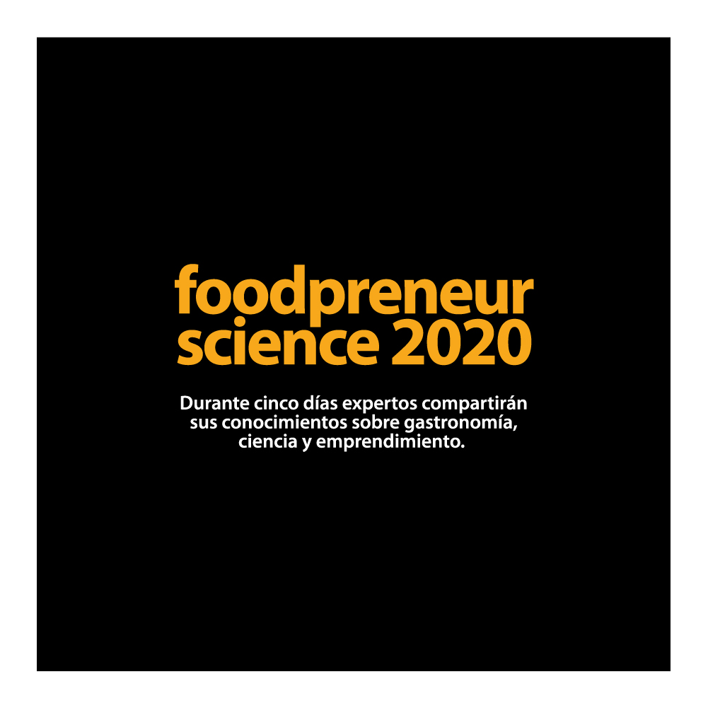Foodpreneur Science 2020